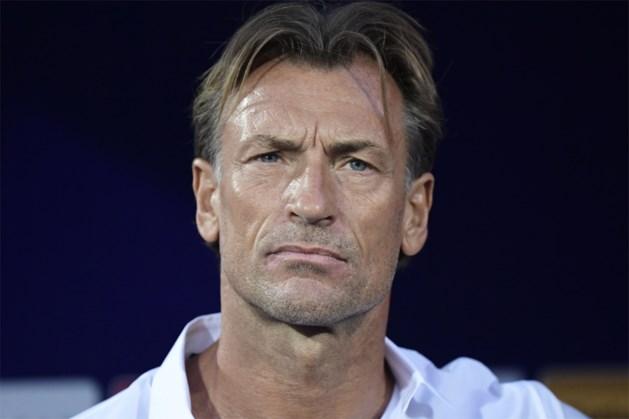 Hervé Renard stopt als bondscoach Marokko na mislukte Afrika Cup