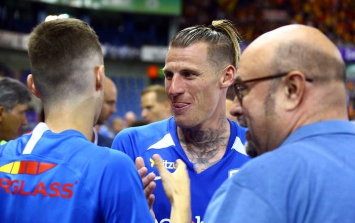 """Matchwinnaar Dewaest: """"Tattoo van Supercup? Eerst overleggen met mijn vrouw"""""""