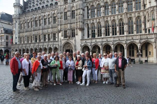 Neos Dilsen-Stokkem op uitstap naar Brussel