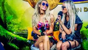 "Paris Hilton en Limburgse ""sis"" Anouk Matton lanceren single op Tomorrowland"