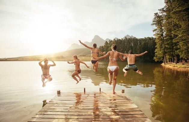 Verkoeling gezocht: hier kun je in de openlucht zwemmen