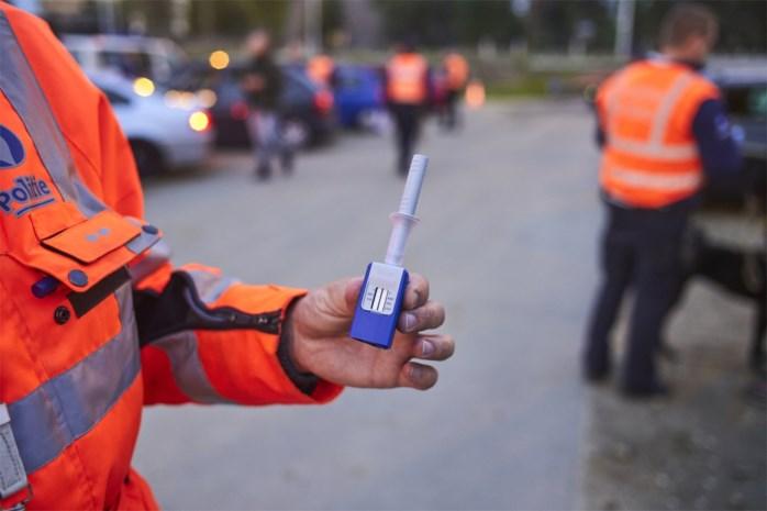 Politie LRH betrapte dit jaar al 320 bestuurders onder invloed van drugs