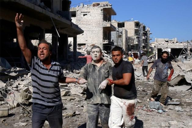 Rusland ontkent achter luchtaanval op markt in noordwesten van Syrië te zitten