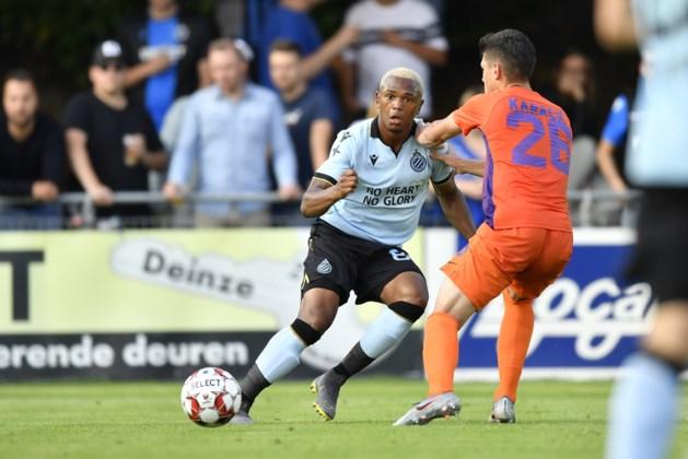 Club Brugge speelt gelijk in laatste oefenduel tegen eerste amateurs