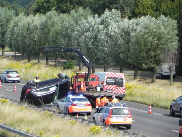"""Davy De fauw en gezin betrokken bij zwaar verkeersongeval: """"Fel geschrokken maar iedereen is OK"""""""