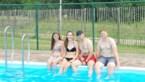 Zwembad Maupertuus langer open door warm weer