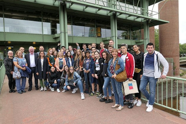 European Youth Camp in Duits Bocholt