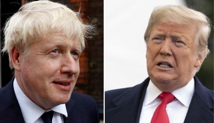 Er is het opvallende blonde haar, maar de gelijkenis gaat verder: zo veel Trump zit er in Boris Johnson