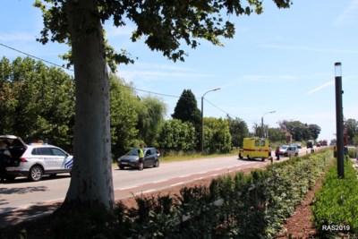 Twee auto's botsen op Kiezelweg in Kesselt