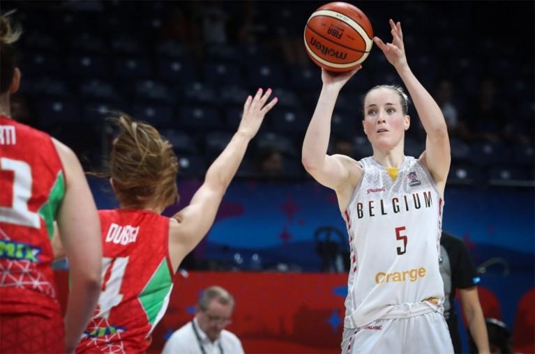 Swingende Belgian Cats hebben ticket voor preolympisch tornooi beet na winst tegen Hongarije op EK basketbal