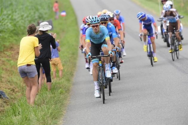 Na Jakob Fuglsang moet ook Luis Léon Sanchez in de Tour opgeven bij Astana