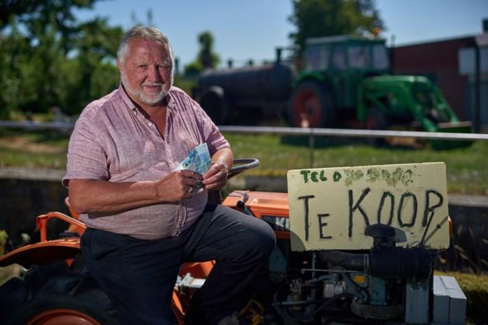 Oplichter betaalt Gingelommenaar 640 euro te weinig voor cirkelmaaier