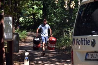 'Gedumpte drugsvaten' blijken scoutsspel over oliesjeiks te zijn