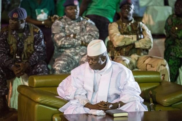 Gambiaanse ex-president Jammeh beschuldigd van moord op Ghanese migranten