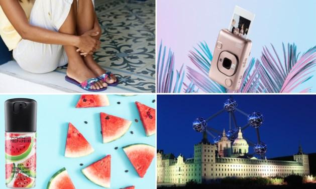 TIPS. Fruit voor de huid en een vleugje Saint-Tropez