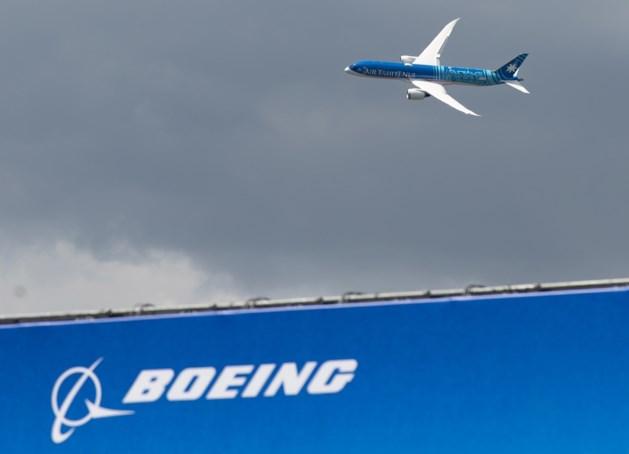 """CEO: """"Boeing zou productie 737 MAX tijdelijk kunnen stilleggen"""""""