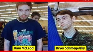 Canadese politie zoekt twee tieners die verdacht worden van drie moorden
