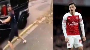 Arsenal-vedette Özil slachtoffer van carjacking, ploegmaat Kolasinac gaat gewapende aanvaller te lijf