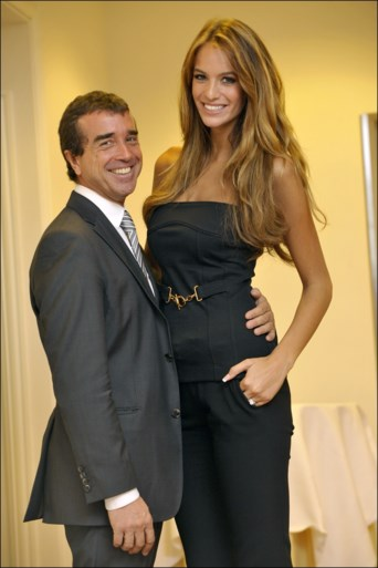 Onduidelijkheid over huwelijk tussen Belgisch model Jade Foret (28) en Franse zakenman Arnaud Lagardère (58)