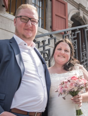 Andy en Heidi in Bilzen