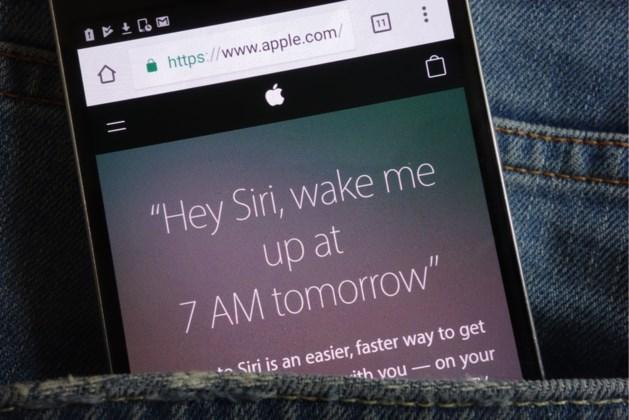 "Klokkenluider onthult: ""Medewerkers Apple horen via Siri hoe mensen seks hebben"""