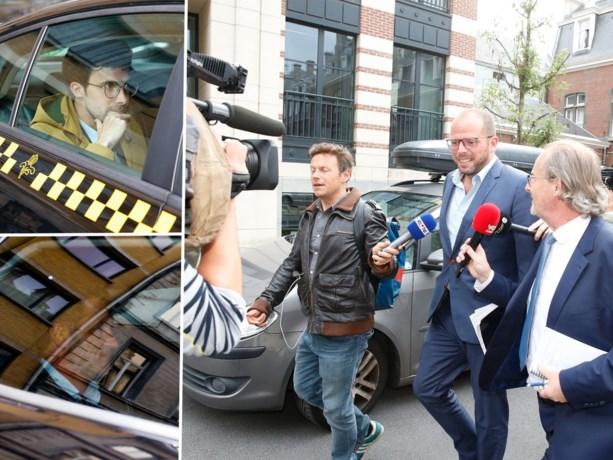 Onderhandelaars na twee uur weer uit elkaar gegaan: Groen en PS tekenen present voor overleg in Brussels Egmontpaleis