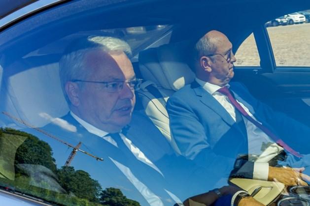 Opdracht van informateurs Reynders en Vande Lanotte verlengd tot 9 september
