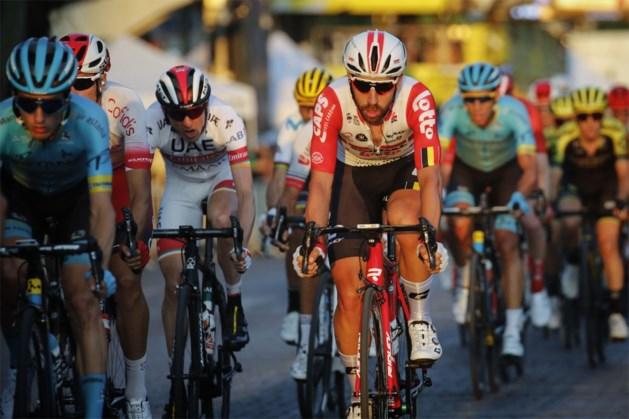 "Thomas De Gendt: ""De champagne ging vlug rond na de zege van Ewan, dus ik heb vooral afgezien na de Tour"""