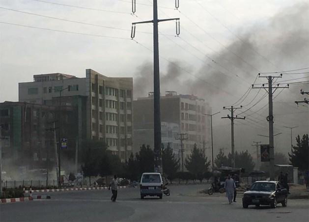 Zeker twintig doden bij aanslag in Kaboel na aftrap verkiezingen Afghanistan