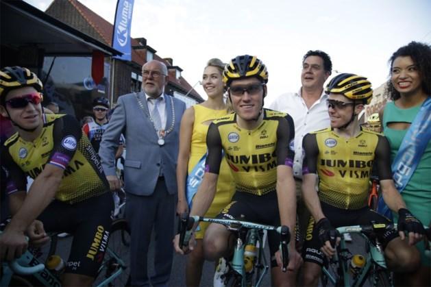 Mike Teunissen en Marianne Vos winnen na-Tourcriterium in Boxmeer