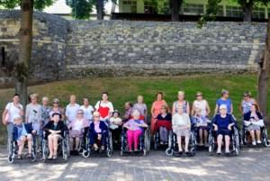 Bewoners Berkenhof bezoeken Tongeren