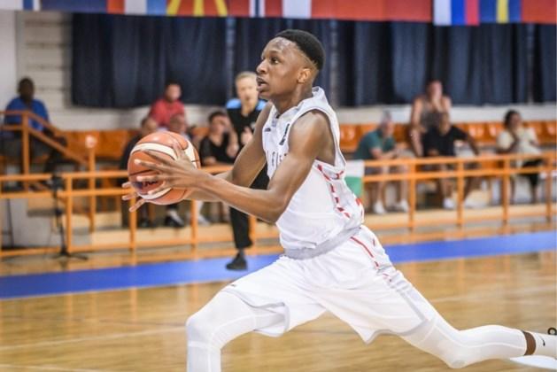Winst voor Young Lions op EK U18 versus Estland