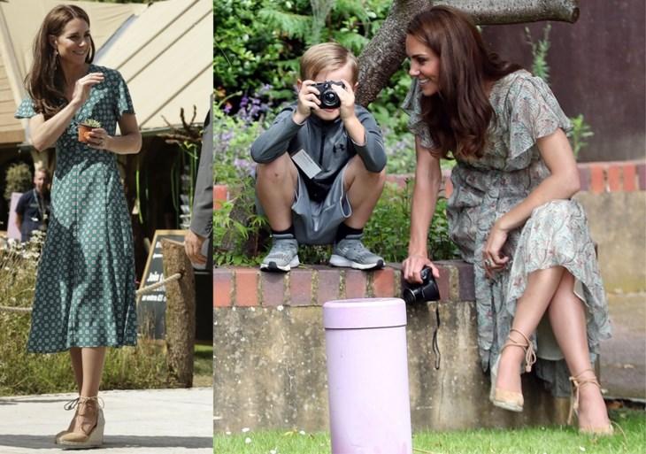ROYALS. Prinses Charlene heeft een probleem. En dit zijn de favoriete zomerschoenen van Kate Middleton