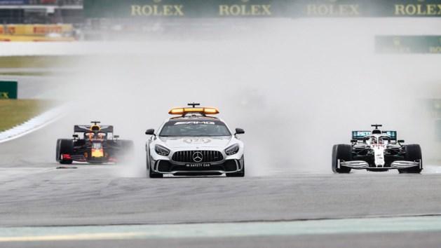 Spectaculaire F1-race Duitsland kon bijna niet uitgezonden worden op TV