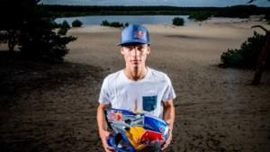 Met tienersensatie Jorge Prado op pad in 'zijn' Lommel:
