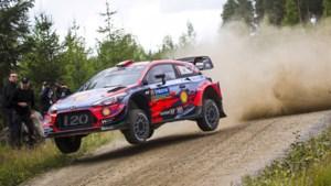 Tänak neemt optie op tweede opeenvolgende zege in Rally van Finland, Neuville is zevende