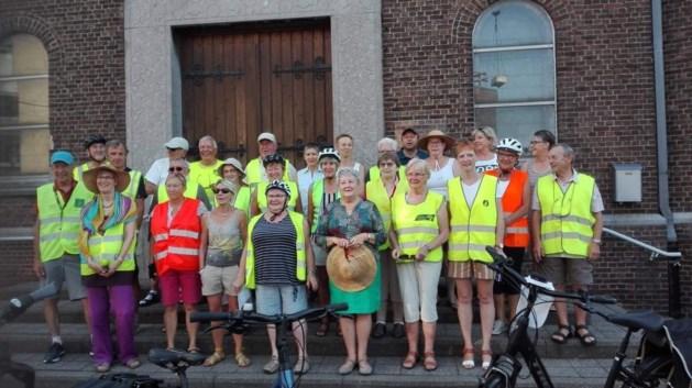 KVLV-Heppen op fietsvierdaagse naar Grobbendonk