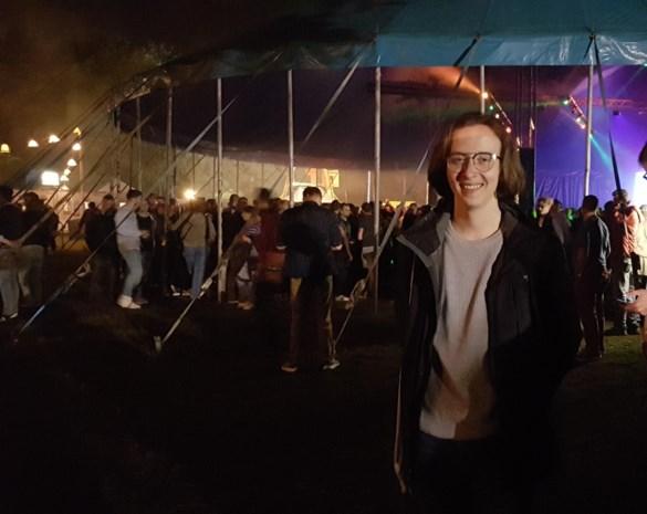 """Ibe van 'The Voice' op AFF in Genk : """"Iedereen wil een selfie"""""""
