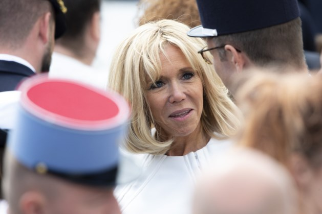 Brigitte Macron heeft schoonheidsoperatie ondergaan