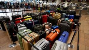 Riem blokkeert bagageband: 7.000 koffers blijven achter op Brussels Airport