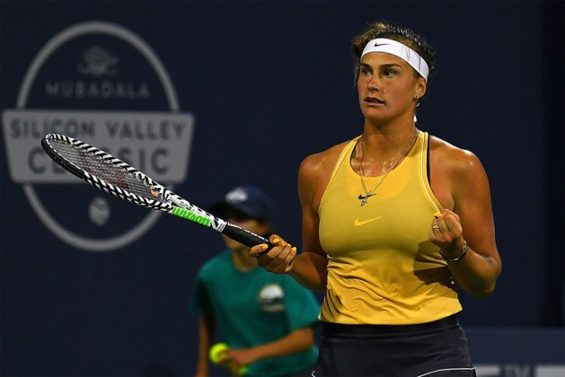 Saisai Zheng en Aryna Sabalenka naar finale op WTA San Jose, Wimbledon-revelatie Gauff pakt eerste dubbelzege