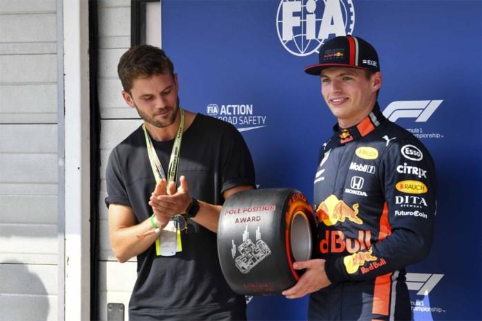 """Max Verstappen pakt eerste pole: """"Eindelijk van die vraag verlost"""""""