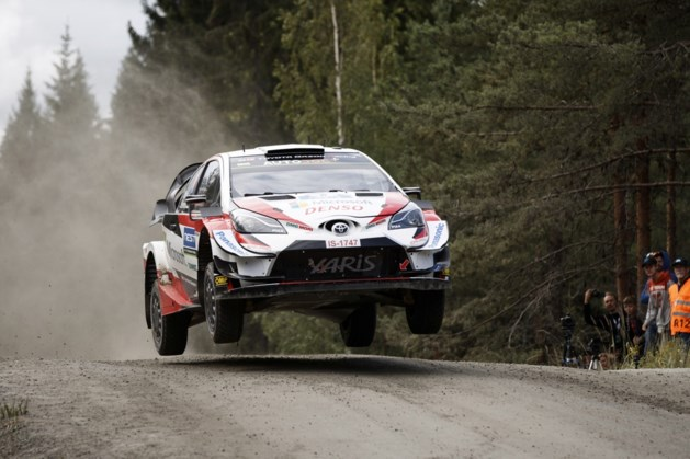 Tänak pakt de zege in Rally van Finland, Neuville moet tevreden zijn met zesde plaats