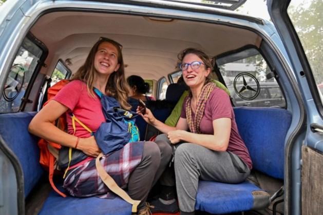 Belgische toeristen vluchten uit Kashmir