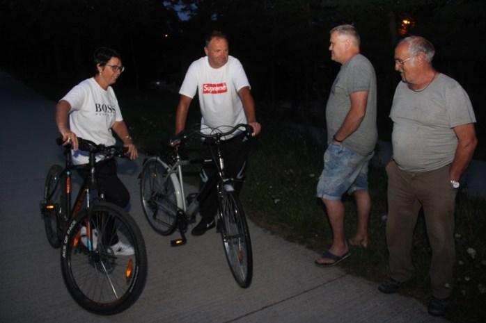 Passanten redden man uit Zuid-Willemsvaart in Lanklaar