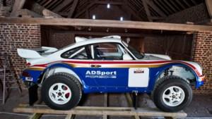 Dakarauto van Koen Wauters te koop (maar hij heeft er zelf nooit mee gereden)