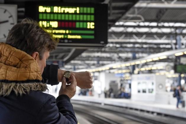 Stiptheid van treinen op Belgisch spoornet klimt weer boven 90 procent