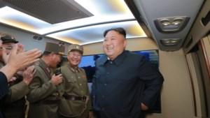 """Noord-Koreaanse raketaanvallen zijn """"waarschuwing"""" voor VS en Zuid-Korea"""