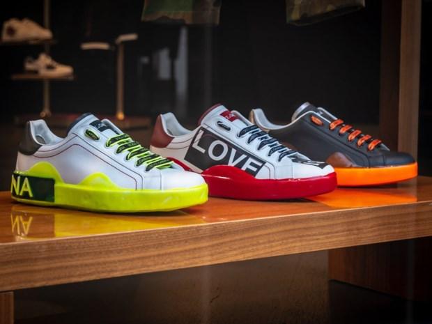 Man verdacht van diefstal 104 paar schoenen in Sint-Truiden