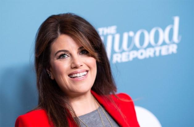 Monica Lewinsky gaat meewerken aan tv-serie over haar affaire met Bill Clinton